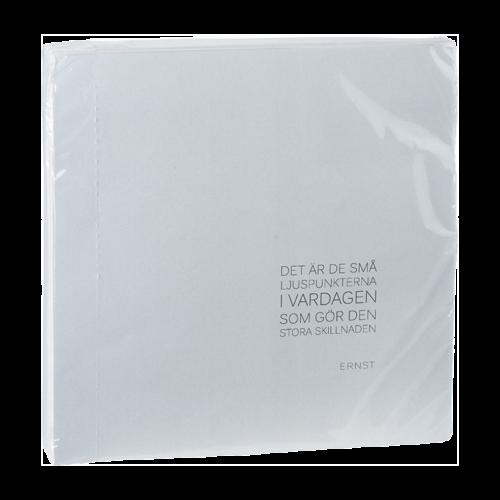 Ernst - Servett citat - beige