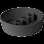 Ernst - Ljusskål fyra kronljus - mörkgrå