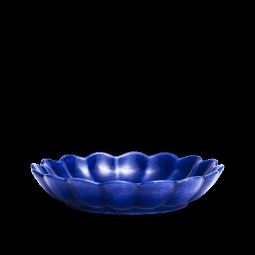 Mateus - Basic Ostronskål 24cm/90cl Blå