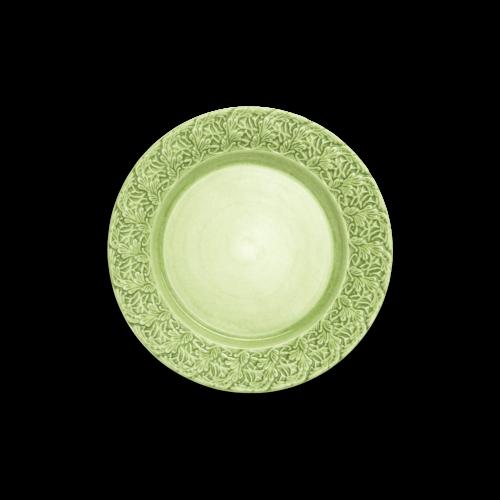 Mateus - Lace Tallrik 25cm Grön