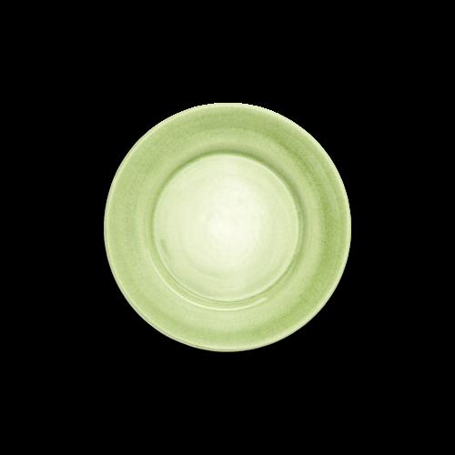 Mateus - Basic Tallrik 25cm Grön