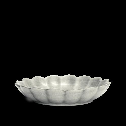 Mateus - Basic Ostronskål 24cm/90cl Grå