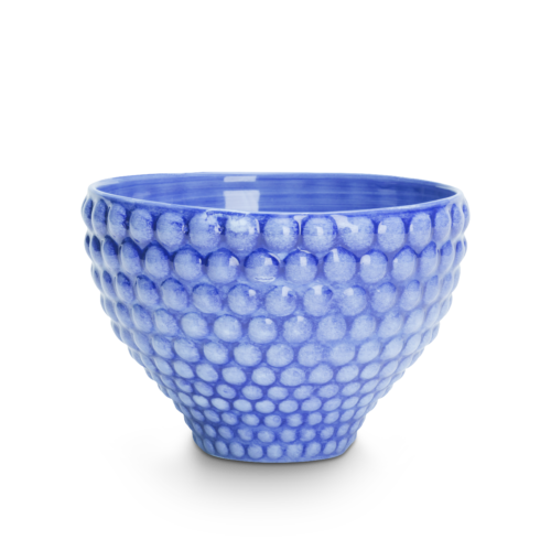 Mateus - Ljusblå Bubbles skål 60cl / 20oz