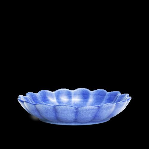 Mateus - Basic Ostronskål 24cm/90cl Ljusblå