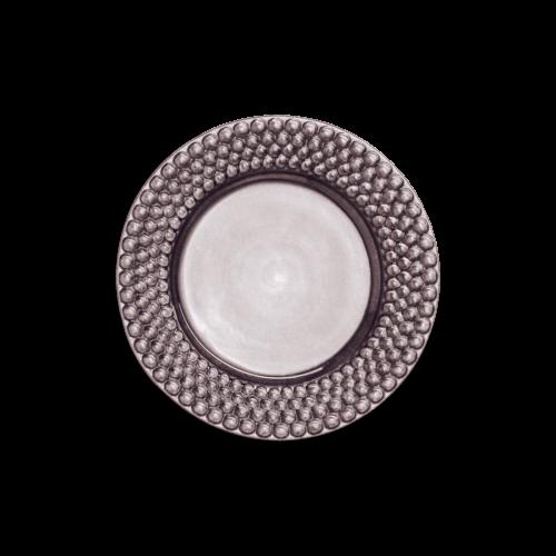 Mateus - Plommon Bubbles tallrik, 28cm