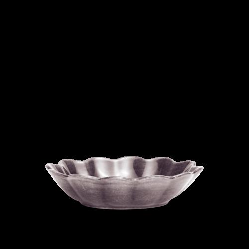Mateus - Basic Ostronskål 18x16cm/40cl Plommon
