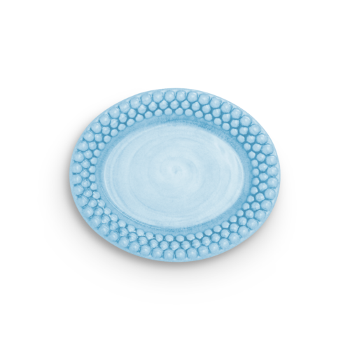 Mateus - Turkos Bubbles oval tallrik 20cm