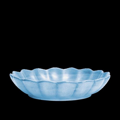 Mateus - Turkos ostronskål stor 31cm