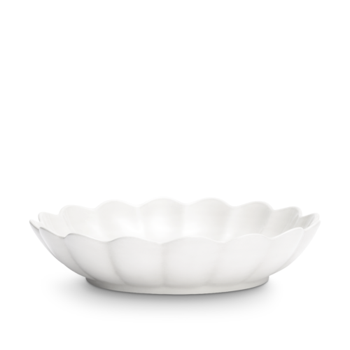 Mateus - Basic Ostronskål 31cm/220cl Vit