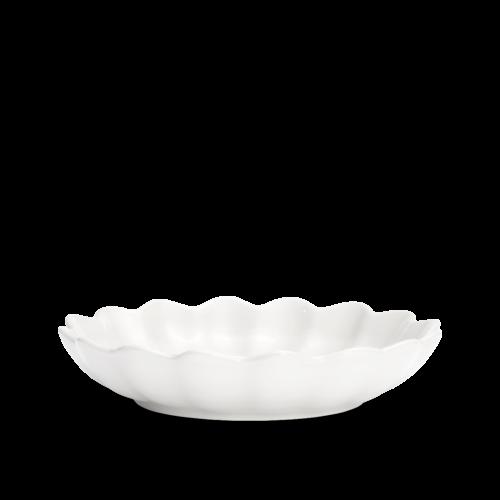 Mateus - Basic Ostronskål 24cm/90cl Vit