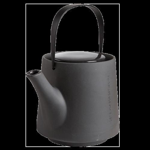 Ernst - Tekanna - mörkgrå