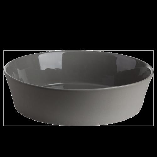 Ernst - Skål, stengods - grå