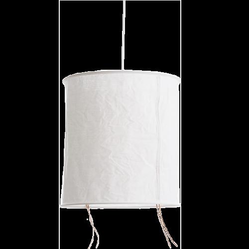 Ernst - Lampa, linne med tygsladd