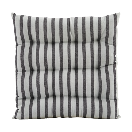 House Doctor - Seat cushion, Stripe By Stripe, 35x35 cm, 100% bomuld