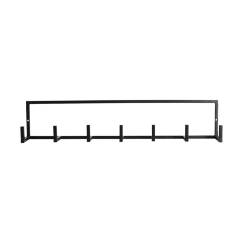 House Doctor - Coathanger, Rack, black, 60x12 cm