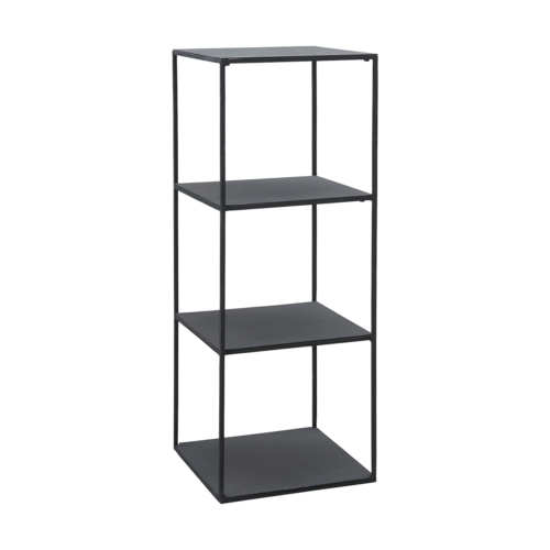 House Doctor - Rack model A, Black h 90