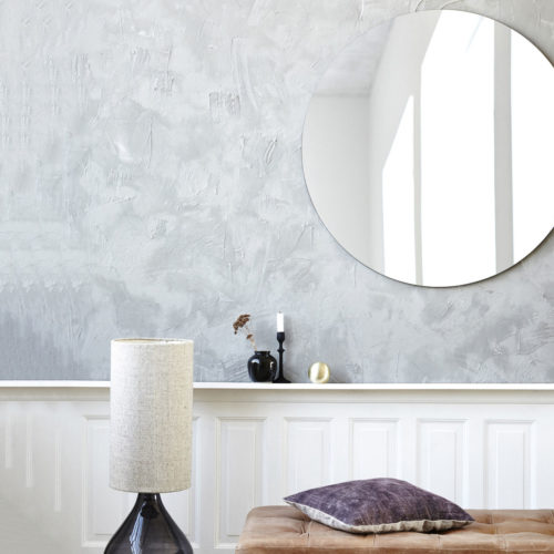 House Doctor - Mirror, Walls, Clear, Dia.: 110 cm