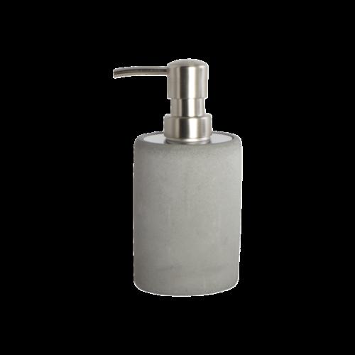 House Doctor - Soap dispenser, Cement, Dia.: 7.6 cm 17,1 cm