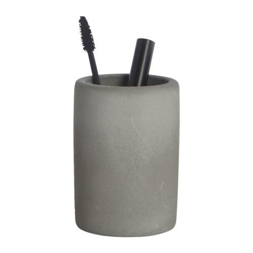 House Doctor - Tumbler, Cement, Dia.: 7.6 cm h.: 11.3 h.: 11,3 cm