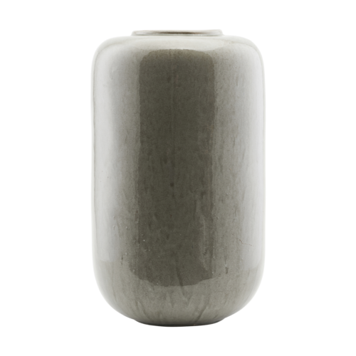 House Doctor - Vase, Jade, Shellish mud, dia: 29 cm,