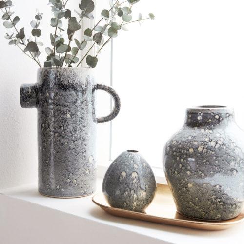 House Doctor - Vase, Lara, dia: 16 cm, h: 18 cm