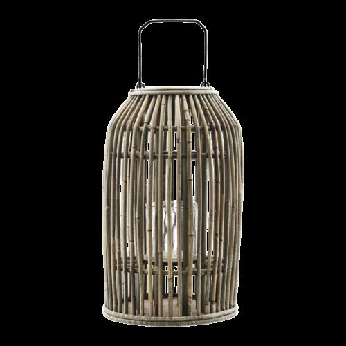 House Doctor - Lantern, Ova, dia: 25 cm, h: 42 cm