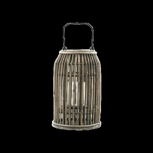 House Doctor - Lantern, Ova, dia: 20 cm, h: 32 cm