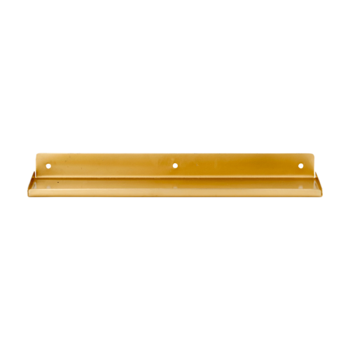 House Doctor - Shelf, Ledge, brass, 43x11.5 cm, h.: 4 cm