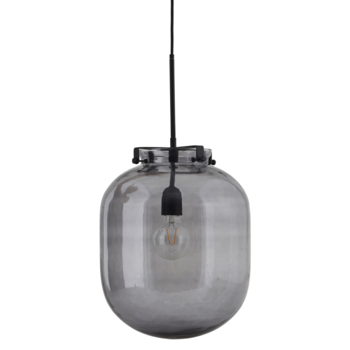 House Doctor - Lamp ball, grey