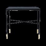 House Doctor - Table, Ox Grey Iron, 50x50 cm h.: 45 cm