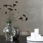 House Doctor - Vase, Bubble, Clear, dia: 17.5 cm, h: cm