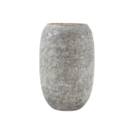 House Doctor - Vase, Earth, Green, dia: 10 cm, h: 15 cm