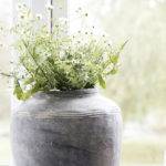 House Doctor - Planter, Rustik, Concrete, dia: 29 cm, cm