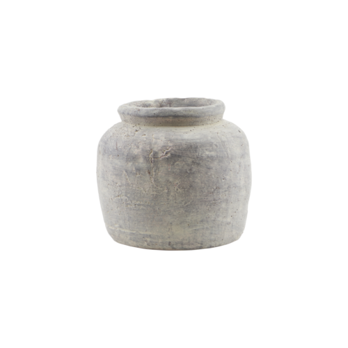 House Doctor - Planter, Rustik, Concrete, dia: 19 cm, cm