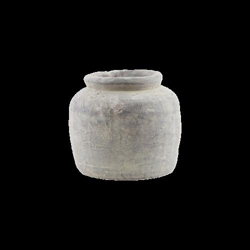 House Doctor - Planter, Rustik, Concrete, dia: 19 cm, cm