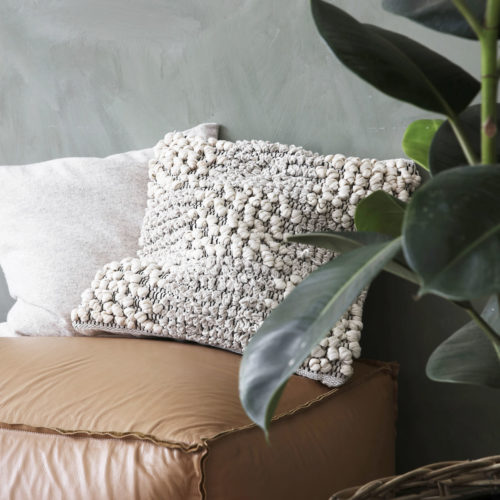 House Doctor - Pillow, Ivy, l: 50 cm, w: 50 cm, 100% Bomuld