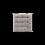 House Doctor - Seat cushion, Field, Grey, l: 35 cm, w: