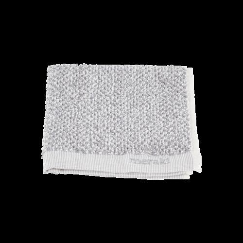 Meraki - Washcloth, white/grey