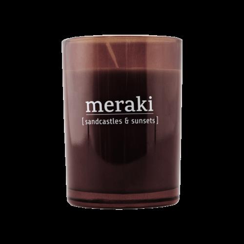 Meraki - Doftljus Sandcastles & sunsets