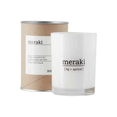 Meraki - Doftljus Fig & apricot