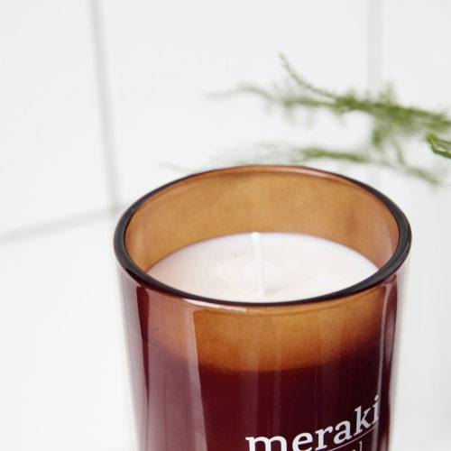 Meraki - Doftljus Nordic pine