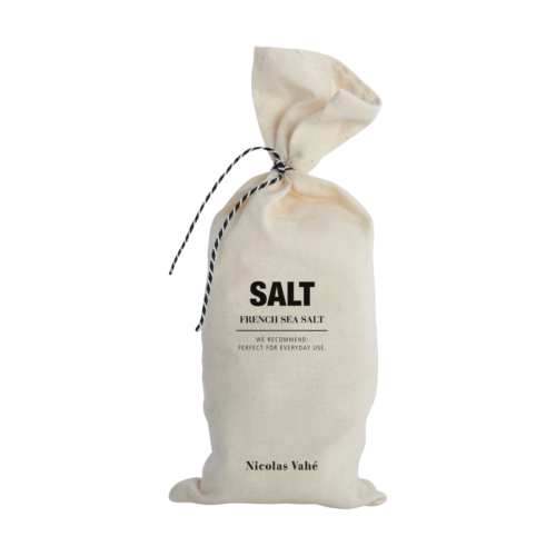 Nicolas Vahé - French Sea Salt In Bag