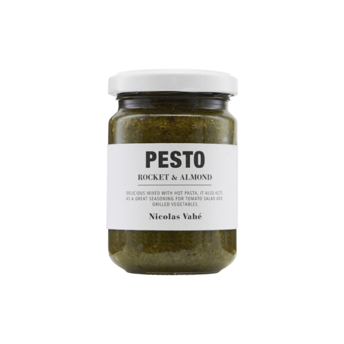 Nicolas Vahé - Pesto - Rocket & Almond