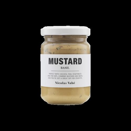 Nicolas Vahé - Mustard, Basil, 140 g.