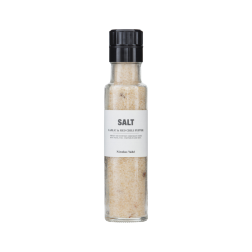 Nicolas Vahé - Salt - Garlic & Red Pepper