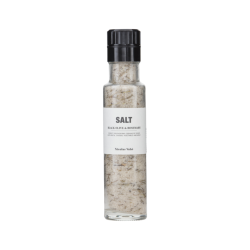 Nicolas Vahé - Ny! Salt with Black Olive & Rosemary
