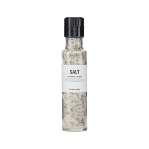 Nicolas Vahé - Salt - The Secret Blend