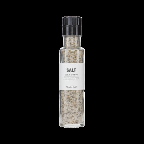 Nicolas Vahé - Salt - Garlic & Thyme
