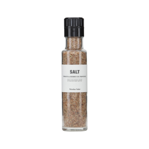 Nicolas Vahé - Ny! Salt Tomato & herbes de provance