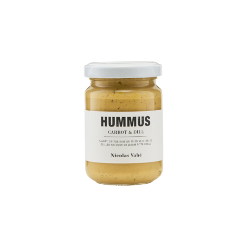 Nicolas Vahé - Hummus - Carrot & Dill